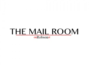 The Mail Room on Robson Street